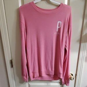 VS PINK light weight sweater